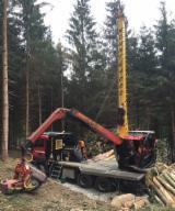 Forest & Harvesting Equipment - Used Konrad 2012 Mobile Cable Crane in Romania