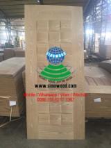 Ash veneered HDF door skin for Egypt