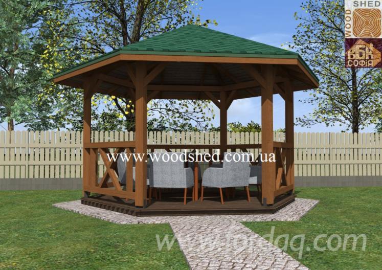 Stunning Kiosque De Jardin A Vendre Images - Amazing House Design ...