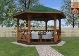 Садовые Изделия - Беседка деревянная
