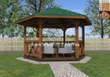 Garden Products - Fir  Kiosk - Gazebo Ukraine