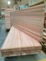 Massivholzplatten Zu Verkaufen - 1 Schicht Massivholzplatten, Eukalyptus