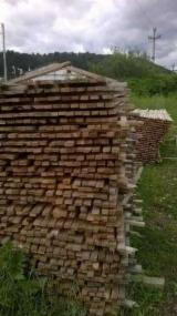Softwood  Sawn Timber - Lumber Fir Abies Alba, Pectinata For Sale Romania - 25 mm Air Dry (AD) Fir (Abies Alba, Pectinata) in Romania