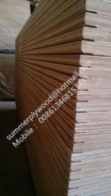 Keruing container plywood