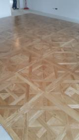 20 mm Oak (European) Engineered Wood Flooring in Serbia