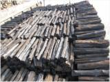 Firewood, Pellets And Residues - Black Wood Charcoal