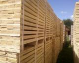Schnittholz - Besäumtes Holz Zu Verkaufen - Palettenholz