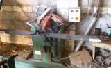 Maszyny do Obróbki Drewna dostawa - Trak poziomy, ostrzarka, rozwieracz