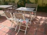 Acacia Garden Furniture - Garden Chair / Garden Table