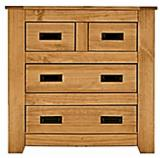 Bedroom Furniture - COLONIAL CHESTS OF DRAWERS + NIGHTSTANDS + TRUNK