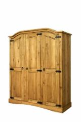 Bedroom Furniture for sale. Wholesale Bedroom Furniture exporters - WARDROBES - SOLID WOOD
