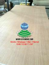 Plywood - 3.0mm red engineered veneer plywood for Iraq