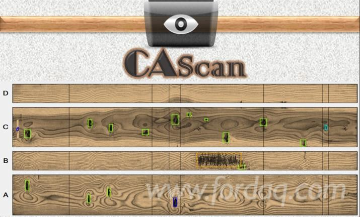 Automatic-Wood-Scanner-System