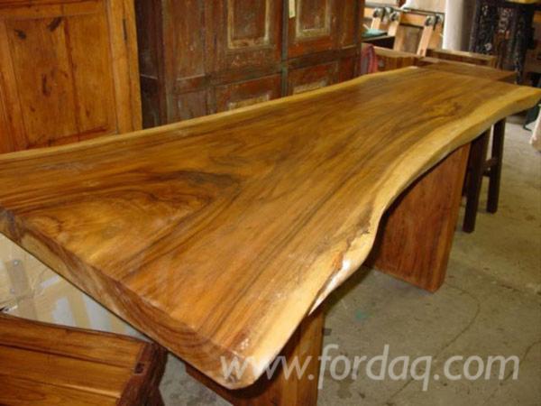 Encimeras tablas de mesa roble en venta - Tablones de roble ...