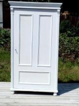 Schlafzimmermöbel Zu Verkaufen - Traditionell Tanne (Weiß-) Kleiderschränke Rumänien zu Verkaufen