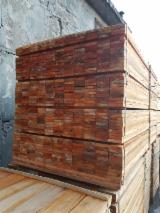 Latvia Sawn Timber - Alder Pallet Elements 21 x 142 x 800/1200 and 21 x 97 x 800/1200
