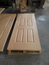Wood Doors, Windows And Stairs - HDF DOOR SKIN