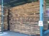 Hardwood  Unedged Timber - Flitches - Boules - Wild Cherry Loose Timber 26-50 mm