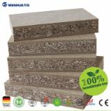 ISO-9000 Certified Engineered Panels - Particle Straw Board