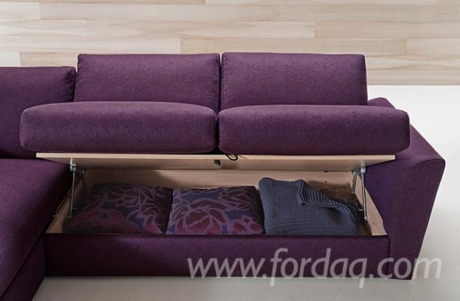 Sofas con madera diseos y precios bajo precio conjunto de for Sofas baratos murcia
