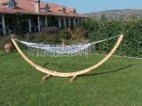 Garden Furniture - Design Ash (White) Garden Loungers Romania