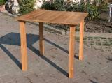 Meubles Pour Collectivités À Vendre - Vend Tables De Terrasse De Restaurant Design Feuillus Européens Frêne Blanc