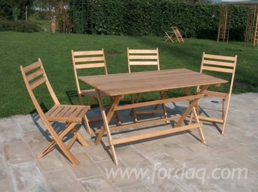 Design White Ash Restaurant Terrace Tables Romania