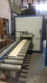 Macchine lavorazione legno   Germania - IHB Online mercato - Linee Di Essiccazione E Polimerizzazione Di Vernici SCHIELE Usato Germania