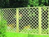 Poland Garden Products - Pine  - Redwood Fences - Screens from Poland