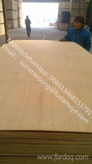 3mm-red-hardwood-face-commercial-plywood