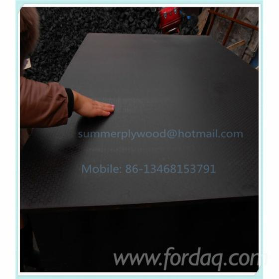 Black-phenolic-glue-marine-plywood---waterproof-plywood