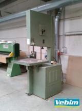 Maszyny do Obróbki Drewna dostawa - Narrow Band Resaws WADKIN B 800 Używane w Belgia