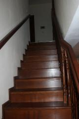 Stairs Finished Products - Ash (White) Stairs from Romania