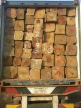 Sawn Tropical Timber  - Processed Square Kosso Wood