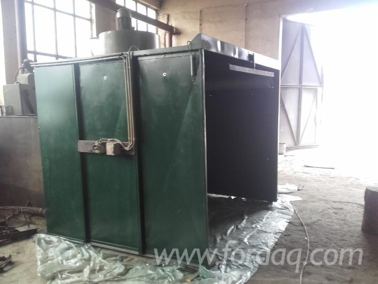 cabine di verniciatura a spruzzo cefla easy d 2000 usato