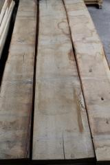 Unedged Timber - Boules for sale. Wholesale Unedged Timber - Boules exporters - Oak boards (European) 50mm