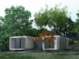 Casas De Madera-estructura De Madera Precortada Abeto Picea Abies - Madera Blanca - Abeto (Picea Abies) - Madera Blanca