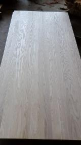 Continuous Stave Solid Wood Panels - Oak wood board