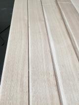 Sliced Veneer importers and buyers - Oak Veneer - Quarter Cut, 0.5-0.6 mm thick