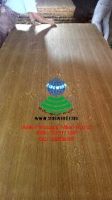 Q/C natural teak veneered plywood