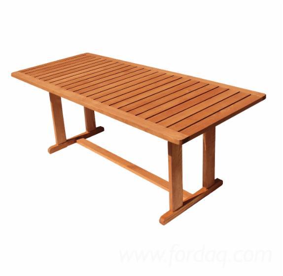 Vend Tables De Jardin Traditionnel Résineux Européens Pin ...