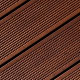 Terrassenholz Indonesien - Bangkirai , Rutschfester Belag (1 Seite)