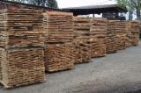France Sawn Timber - Edged white oak 27 mm