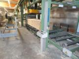 Used Verschiedene 1996 Glulam Production Line For Sale in Italy