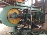 SCHULTE horizontal bandsaw line, type HB 16