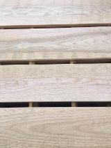 Hardwood Lumber And Sawn Timber - White Ash Strips, 25; 30; 33; 55 mm thick