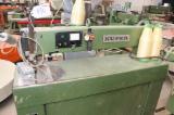 Veneer splicer KUPER model FW/J 900 used