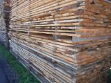 Softwood  Unedged Timber - Flitches - Boules - Cembran Pine, Siberian Yellow Pine -  Loose 30 + 36 mm Switzerland