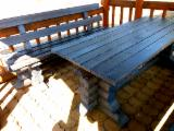 Pine  - Redwood Kit - Diy Assembly Garden Furniture - Kit - Diy Assembly Pine (Pinus Sylvestris) - Redwood Garden Sets in Belarus