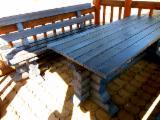 Pine  - Redwood Garden Furniture - Kit - Diy Assembly Pine (Pinus Sylvestris) - Redwood Garden Sets in Belarus